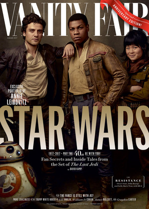 "bintang Wars ""The Last Jedi"" 