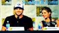 Stephen Amell and Emily Bett Rickards Wallpaper  - stephen-amell-and-emily-bett-rickards wallpaper