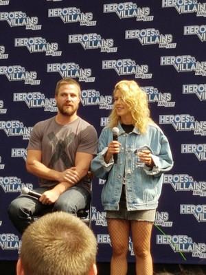 Stephen and Emily #HVFFLondon