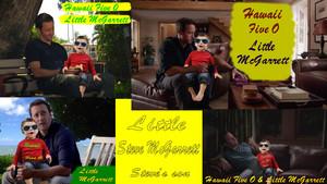 Steve McGarrett 😊😍😊🌴 Hawaii Five 0 - Season 8> From Uncle Steve to Daddy Steve