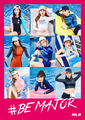 TWICE X MLB - BE MAJOR Pink ver.