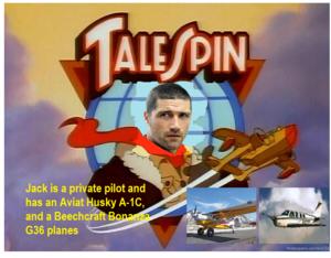 TaleSpin Jack