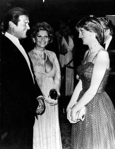 Talking With Princess Diana
