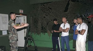 Tears of the Sun (2003) Behind the Scenes