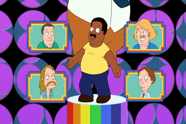 The Cleveland Show opening credits