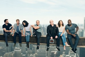 The Defenders and Marvel's Agents of S.H.I.E.L.D. Photoshoot