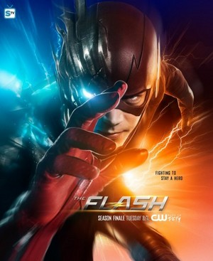 The Flash - Season 3 - Finale - Poster
