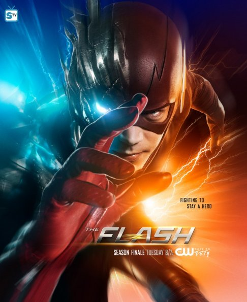 The Flash - Season 3 - Finale - Poster
