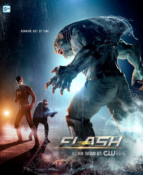 The Flash - Season 3 - Promo Poster - The Flash (CW) Photo