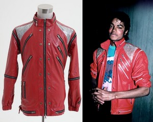 The Iconic Beat It jacke