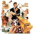 The Man With The Golden Gun - james-bond fan art