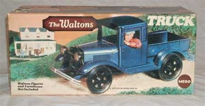 The Waltons Mego Truck