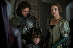 "The White Princess ""English Blood on English Soil"" (1x06) promotional picture"