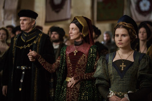 "The White Princess ""Old Curses"" (1x08) promotional picture"