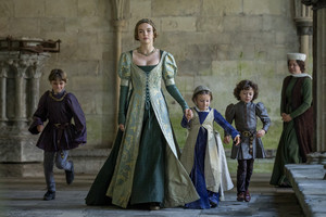"""The White Princess """"Traitors"""" (1x05) promotional picture"""