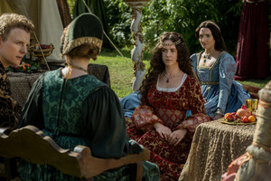 "The White Princess ""Traitors"" (1x05) promotional picture"