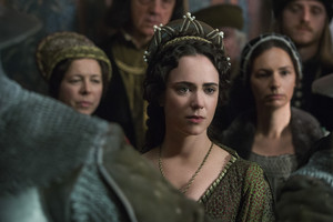 """The White Princess """"Two Kings"""" (1x07) promotional picture"""