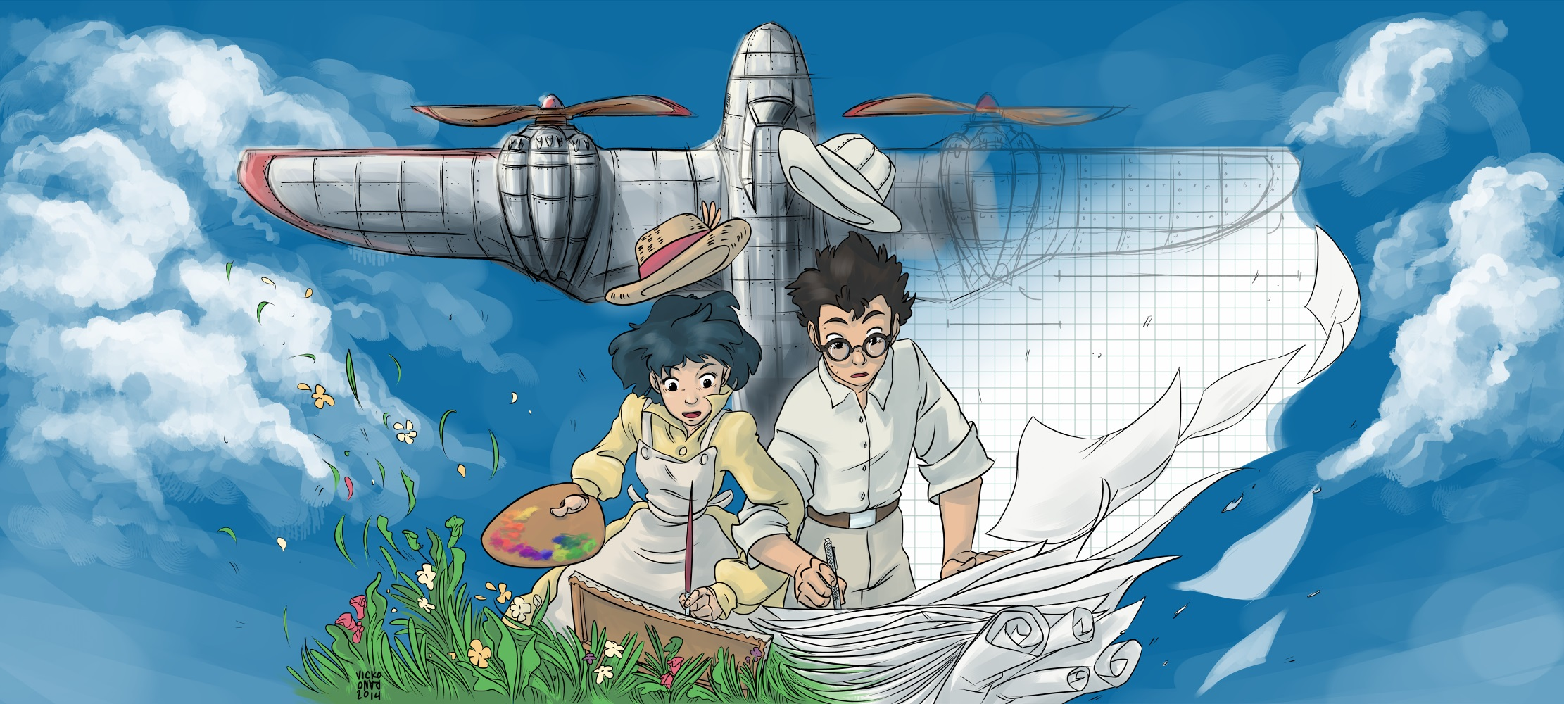 The Wind Rises Images HD Wallpaper And Background Photos