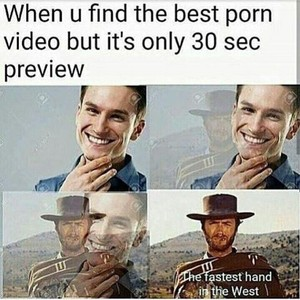 The fastest hand in the west