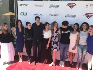 The flash,Arrow ,Supergirl