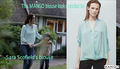 Prison Break Season 5: This MANGO blouse looks similar to Sara Scofield's blouse - prison-break fan art