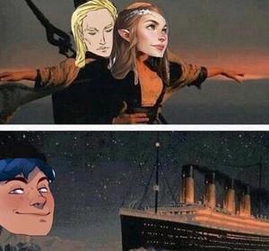 Titanic ACOTAR style
