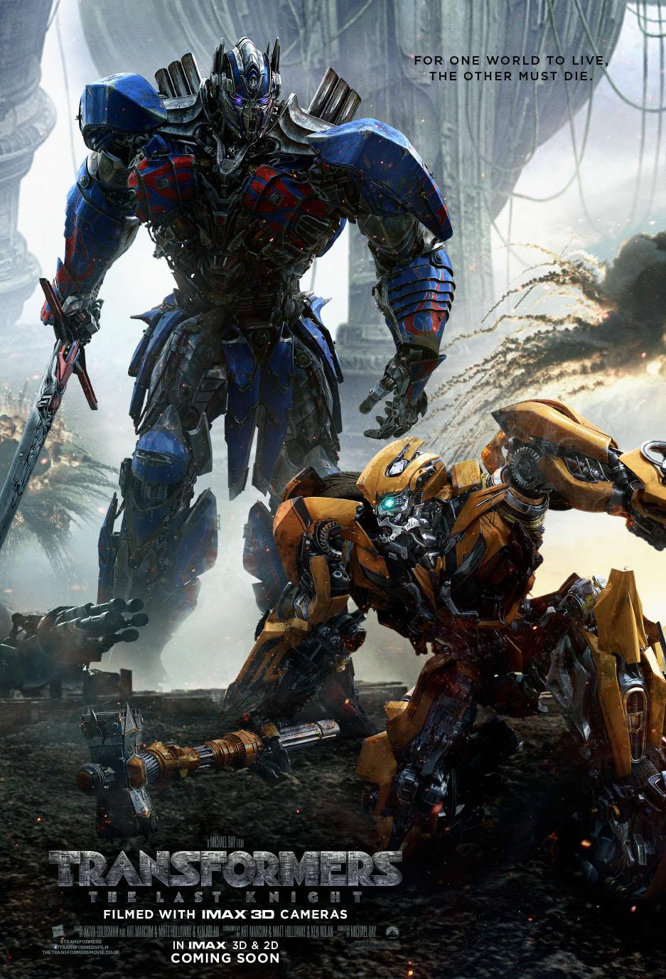 Transformers The Last Knight Transformers Foto