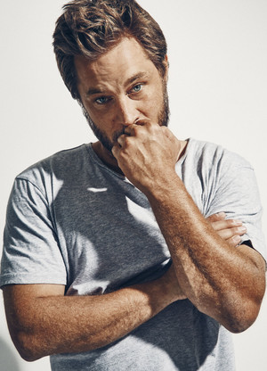 Travis Fimmel at Esquire Magazine Photoshoot