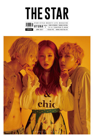 Triple H for The Star Magazine June 2017 Issue