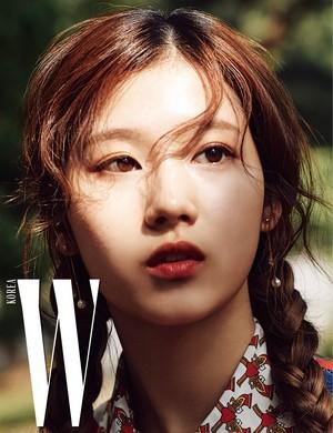 Twice for W Korea Magazine