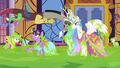 Twilight how could you bring him here S5E7