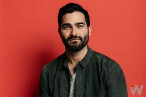 Tyler Hoechlin - The envolver, abrigo Photoshoot - 2016