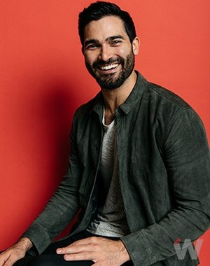 Tyler Hoechlin - The emballage, wrap Photoshoot - 2016