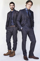 Tyler Hoechlin and Blake Jenner - DuJour Photoshoot - 2016 - tyler-hoechlin photo