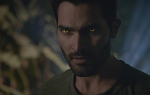 Tyler Hoechlin as Derek Hale in Teen loup - 117 (4x02)