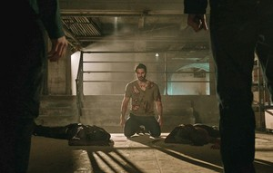 Tyler Hoechlin as Derek Hale in Teen wolf - Fireflies (3x03)