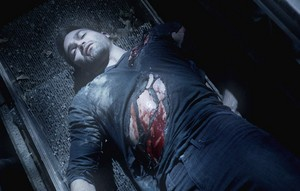 Tyler Hoechlin as Derek Hale in Teen mbwa mwitu - Frayed (3x05)