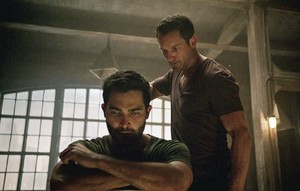 Tyler Hoechlin as Derek Hale in Teen Wolf - Galvanize (3x15)