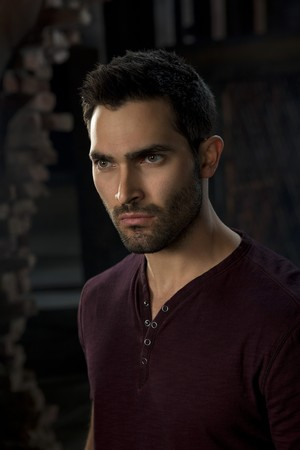 Tyler Hoechlin as Derek Hale in Teen بھیڑیا - Season 3 Portrait