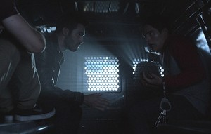 Tyler Hoechlin as Derek Hale in Teen волк - Smoke and Mirrors (4x12)