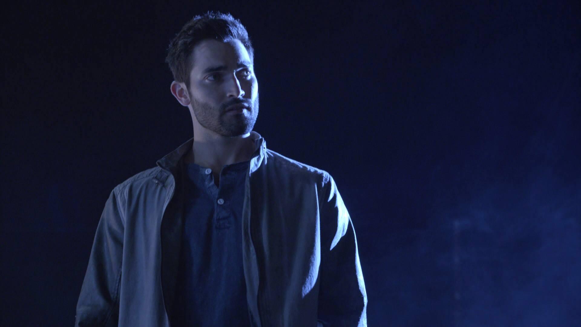 Tyler Hoechlin as Derek Hale in Teen Wolf - The Benefactor (4x04)