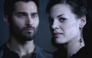 Tyler Hoechlin as Derek Hale in Teen wolf - The Overlooked (3x10)