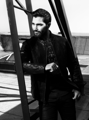 Tyler Hoechlin for Observer 2016