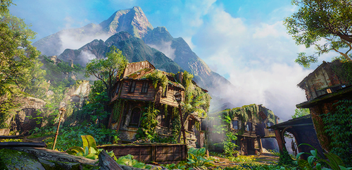 Video Games wallpaper titled Uncharted 4: A Thief's End