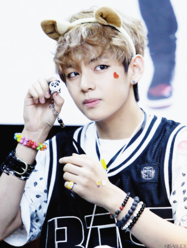 V (BTS) wallpaper entitled V BTS cute