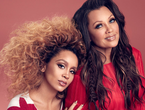 Vanessa And Daughter, Jillian Hervey