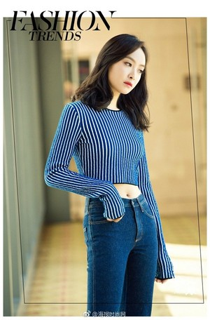 Victoria for Haibao Fashion Network