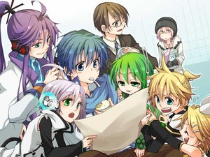 Vocaloid Guys