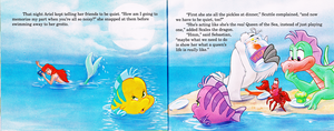 Walt Disney Book afbeeldingen - The Little Mermaid's Treasure Chest: Her Majesty, Ariel