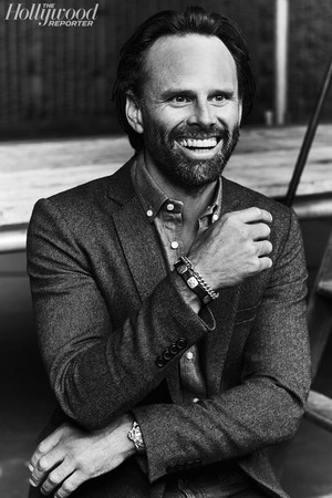 Walton Goggins - The Hollywood Reporter Portrait - 2017